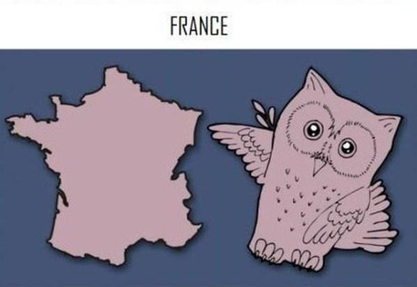 δημιουργικές ερμηνείες των ευρωπαϊκών χωρών 640 06 Creative ερμηνείες των ευρωπαϊκών χωρών (22 φωτογραφίες)