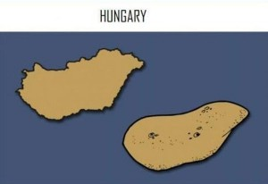 Creative Interpretations of European Countries (22 photos) 10