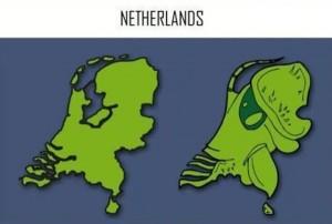 Creative Interpretations of European Countries (22 photos) 12