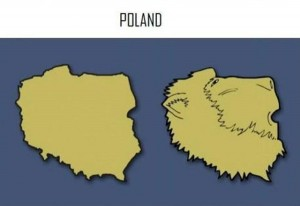 Creative Interpretations of European Countries (22 photos) 14
