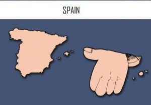 Creative Interpretations of European Countries (22 photos) 19
