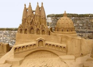 Beautiful Sand Art (26 photos) 6