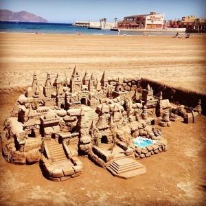 Beautiful Sand Art (26 photos) 8