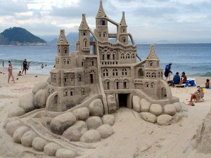 Beautiful Sand Art (26 photos) 12