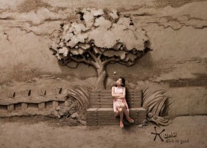 Beautiful Sand Art (26 photos) 14