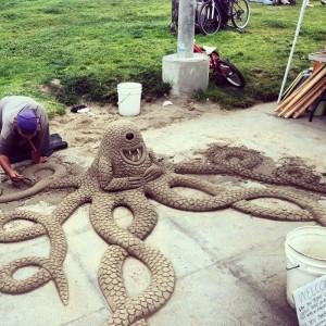 Beautiful Sand Art (26 photos) 16
