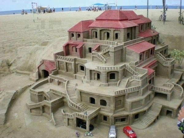 Beautiful Sand Art (26 photos) 22