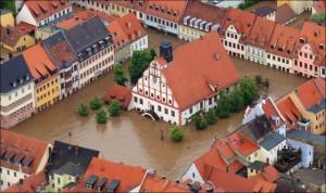 Central Europe Under Water (34 photos) 1