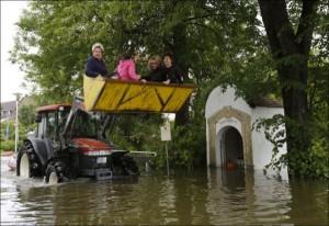 Central Europe Under Water (34 photos) 30