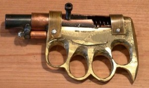 Homemade Weapons (37 photos) 1