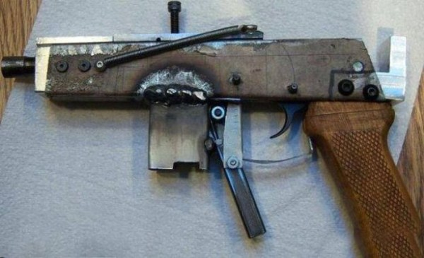 homemade weapons 10 pictures