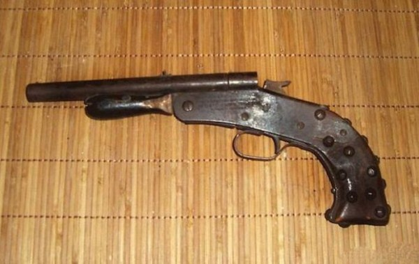 homemade weapons 18 pictures