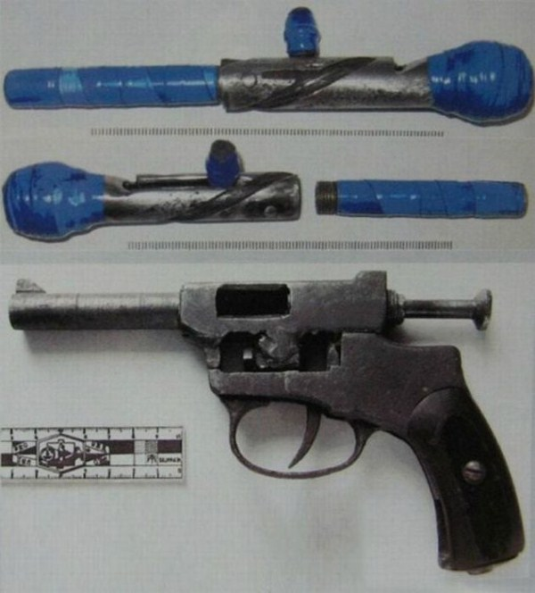 homemade weapons 19 pictures