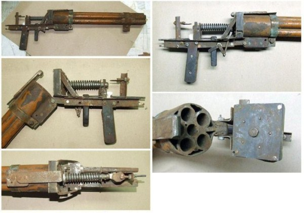 homemade weapons 21 Homemade Weapons (37 photos)