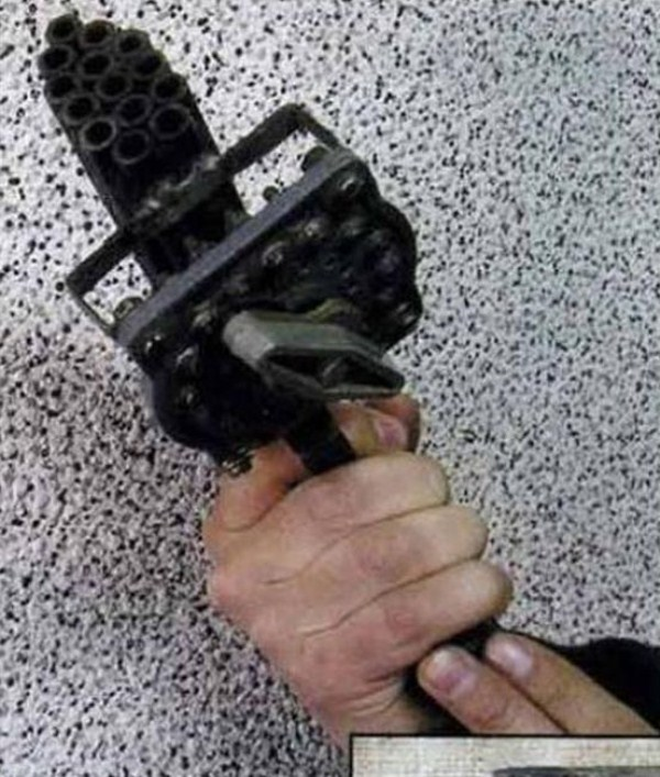 homemade weapons 23 Homemade Weapons (37 photos)