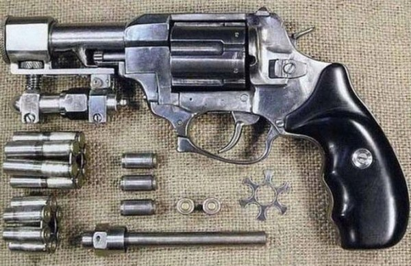 homemade weapons 24 Homemade Weapons (37 photos)
