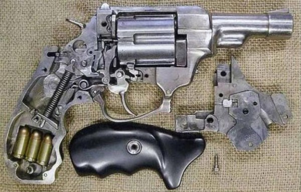 homemade weapons 25 Homemade Weapons (37 photos)