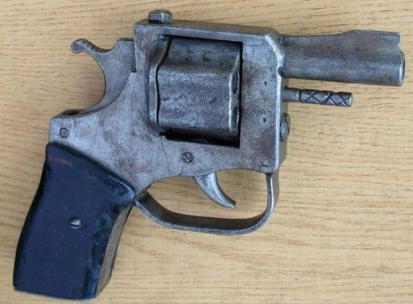 homemade weapons 26 Homemade Weapons (37 photos)