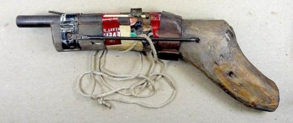 homemade weapons 28 Homemade Weapons (37 photos)