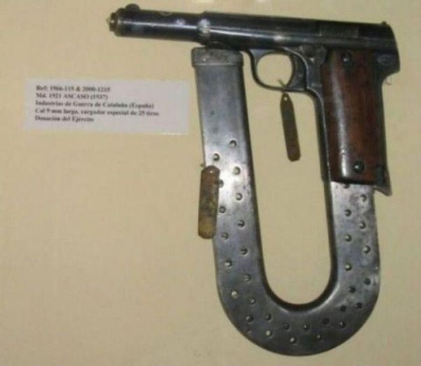 homemade weapons 33 pictures