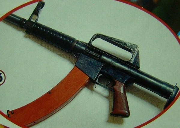homemade weapons 35 pictures