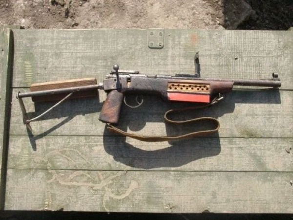 homemade weapons 37 Homemade Weapons (37 photos)