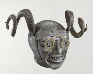 Helmets from the Age of Armored Combat (32 photos) 10