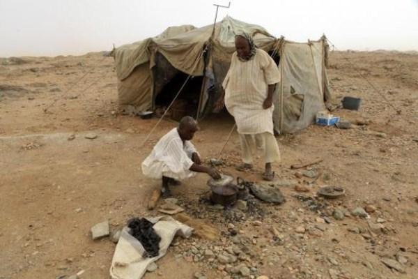 1021 Gold Miners στο Σουδάν (15 φωτογραφίες)
