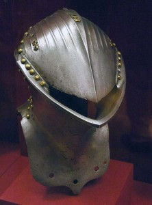 Helmets from the Age of Armored Combat (32 photos) 1
