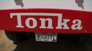 Life-sized Tonka Truck (18 photos) 12