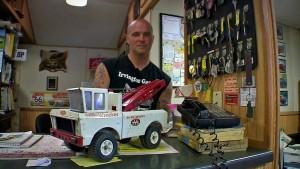 Life-sized Tonka Truck (18 photos) 14