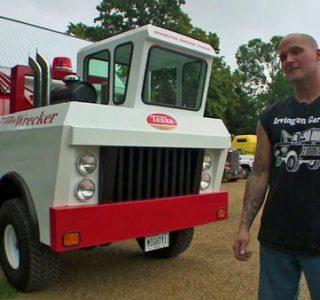 Life-sized Tonka Truck (18 photos)