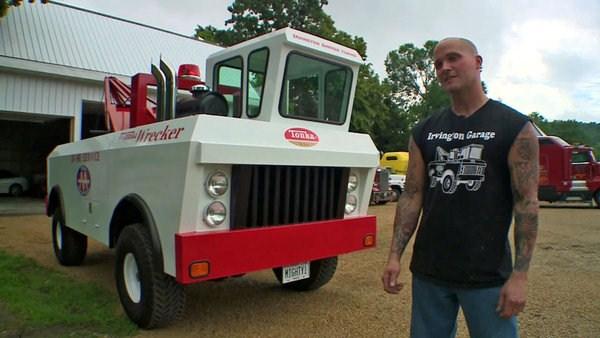 164 Ζωή μεγέθους Truck Tonka (18 φωτογραφίες)