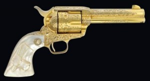 Beautifully Engraved Weapons (35 photos) 16