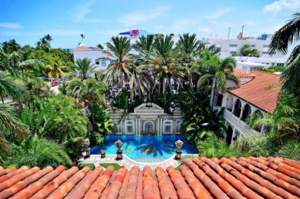 Gianni Versace's Mansion (35 photos) 1