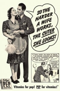 Vintage Sexism at its Finest (32 photos) 19