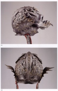 Helmets from the Age of Armored Combat (32 photos) 21
