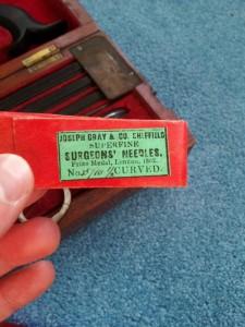 Vintage Surgical Kit (9 photos) 2