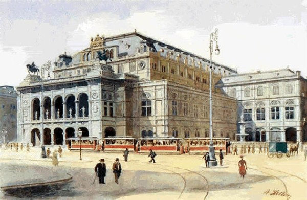 Paintings by Adolf Hitler (39 photos) 2