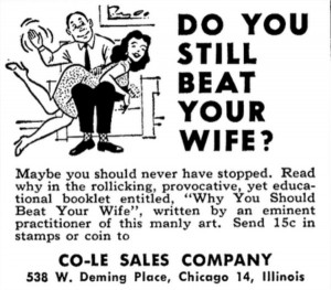 Vintage Sexism at its Finest (32 photos) 22