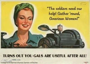 Vintage Sexism at its Finest (32 photos) 23