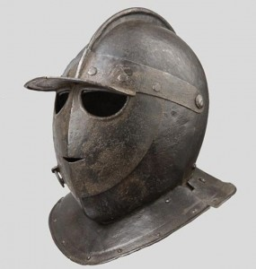 Helmets from the Age of Armored Combat (32 photos) 26