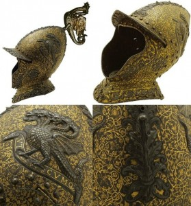 Helmets from the Age of Armored Combat (32 photos) 30