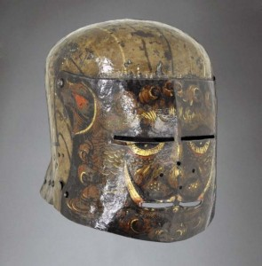 Helmets from the Age of Armored Combat (32 photos) 3