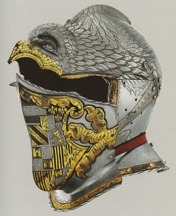 428 Κράνη από την ηλικία των Armored Combat (32 φωτογραφίες)