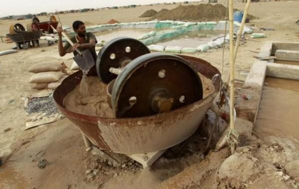 434 Gold Miners στο Σουδάν (15 φωτογραφίες)