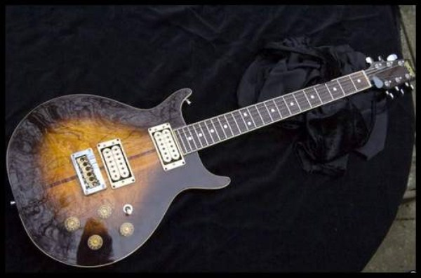 52 Most Expensive Guitars in the World (11 photos)