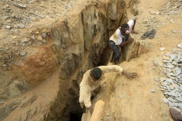 524 Gold Miners στο Σουδάν (15 φωτογραφίες)