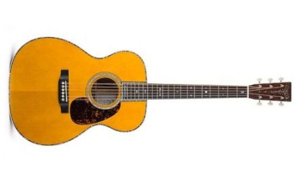 62 Most Expensive Guitars in the World (11 photos)