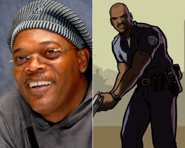 Celebrities Playing Video Game Roles (14 photos) 6